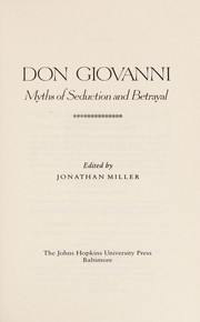 Cover of: Don Giovanni