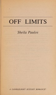Cover of: Off Limits | Sheila Paulos
