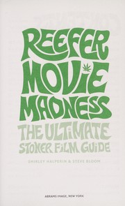 Cover of: Reefer movie madness