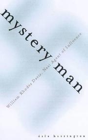 Cover of: Mystery man