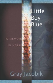 Cover of: Little Boy Blue: A Memoir in Verse