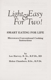 Cover of: Light & easy for two!