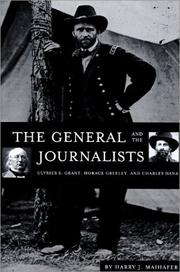 Cover of: The general and the journalists