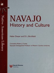 Cover of: Navajo history and culture | Helen Dwyer