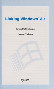 Cover of: Linking Windows 3.1