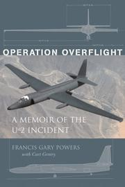 Cover of: Operation Overflight | Francis Gary Powers, Curt Gentry