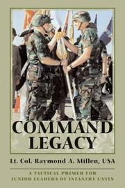 Cover of: Command legacy
