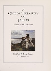 Cover of: A Child's treasury of poems