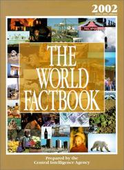 Cover of: The World Factbook | The Central Intelligence Agency
