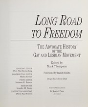 Cover of: Long road to freedom