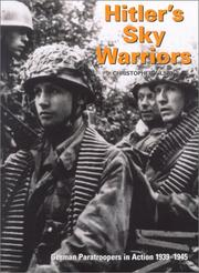 Cover of: Hitler's Sky Warriors