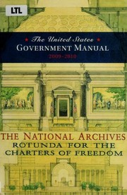 Cover of: The United States government manual 2009/2010 | United States. Office of the Federal Register
