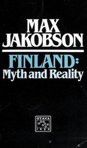 Cover of: Finland | Max Jakobson