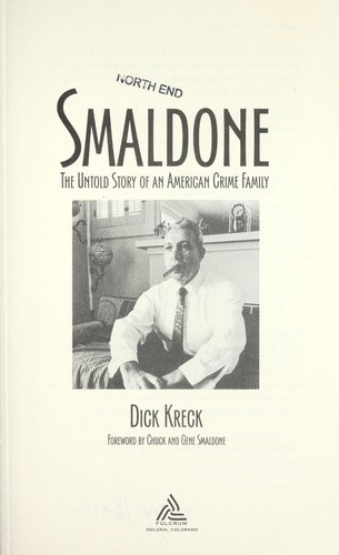 Smaldone by Dick Kreck
