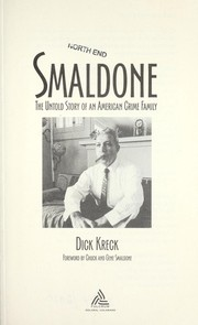 Cover of: Smaldone | Dick Kreck