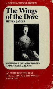 Cover of: The wings of the dove | Henry James Jr.