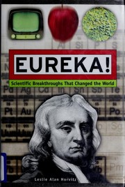 Cover of: Eureka! | Leslie Alan Horvitz