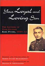Cover of: Your Loyal and Loving Son