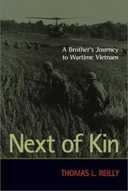 Cover of: Next of Kin | Thomas L. Reilly