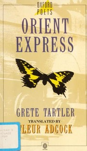 Cover of: Orient express | Grete Tartler