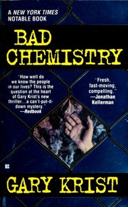 Cover of: Bad Chemistry | Gary Krist
