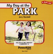 Cover of: My day at the park | Jory Randall