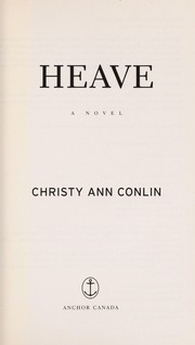 Cover of: Heave | Christy Ann Conlin