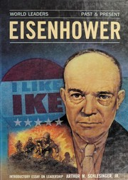 Cover of: Dwight D. Eisenhower | Peter Lars Sandberg