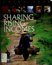 Cover of: Sharing rising incomes