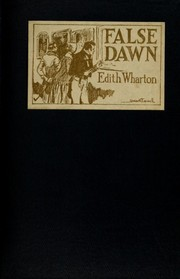 Cover of: False Dawn: (The 'forties)