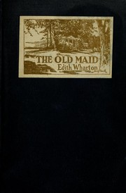 Cover of: The old maid: (The 'Fifties)