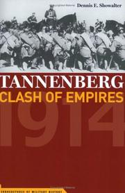 Cover of: Tannenberg