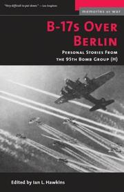 Cover of: B-17s Over Berlin