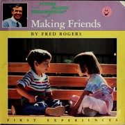 Cover of: Making friends