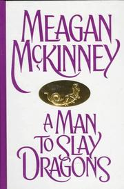 Cover of: A man to slay dragons