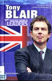 Cover of: Tony Blair | Bonnie Hinman