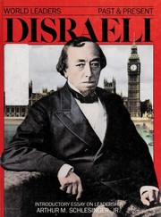 Cover of: Benjamin Disraeli