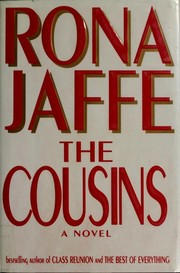 Cover of: The cousins | Rona Jaffe