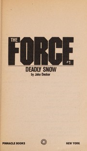 Cover of: Deadly Show (Force Series, No. 1) | Jake Decker