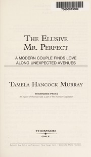 Cover of: The elusive Mr. Perfect | Tamela Hancock Murray