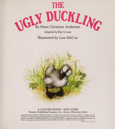 The ugly duckling by Ben Cruise