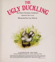 Cover of: The ugly duckling | Ben Cruise