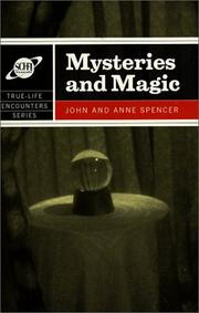 Cover of: Mysteries and magic | John Spencer