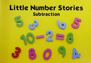 Cover of: Little number stories: Subtraction (Learn to Read Math Series)