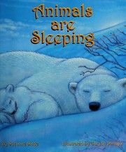 Cover of: Animals are sleeping
