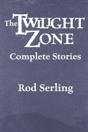 Cover of: The Twilight Zone