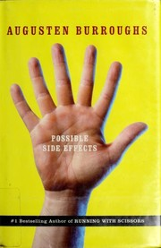 Cover of: Possible Side Effects | Augusten Burroughs