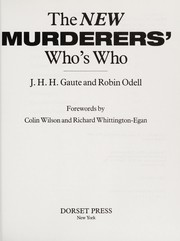Cover of: The new murderers