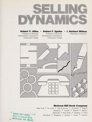 Cover of: Selling dynamics | Robert Y. Allen