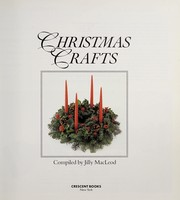 Cover of: Christmas Crafts | Romaine Duplacey